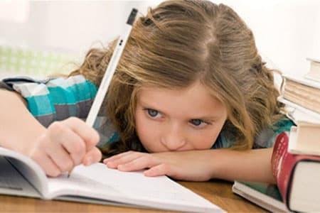 Do your child not doing homework