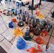 الإسعافات الأولية للحروق الكيميائية